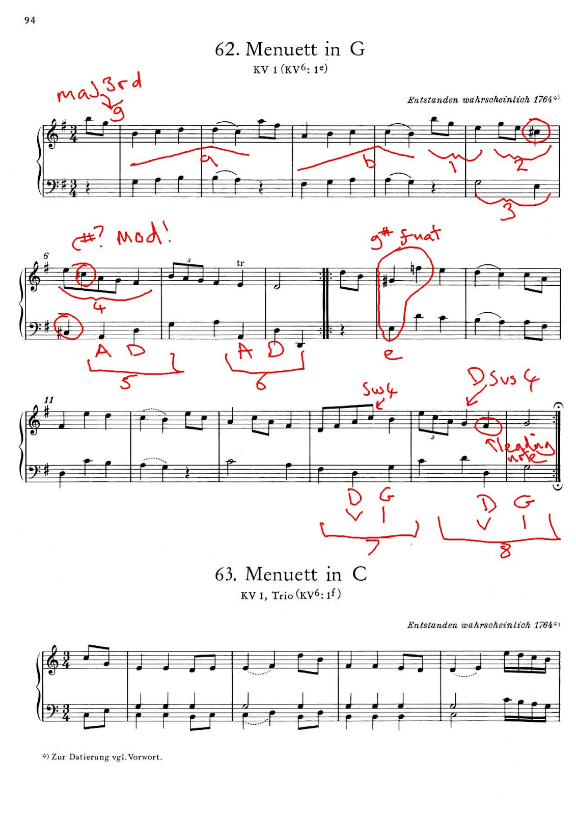 minuet in g analysis Download and print top quality minuet in g sheet music for piano solo by johann sebastian bach fingerings included, edited by oriol lopez calle with mp3 and midi files.