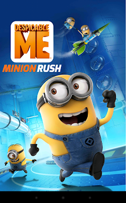 Despicable Me: Launch screen