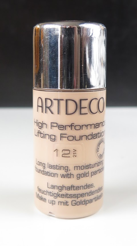 Artdeco High Performance Lifting Foundation spalva 12