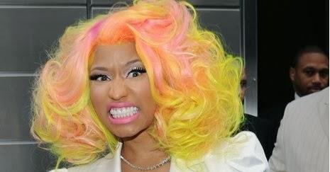 Nicki Minaj Without A Wig Or Weave TORICENTER: Entertainm...