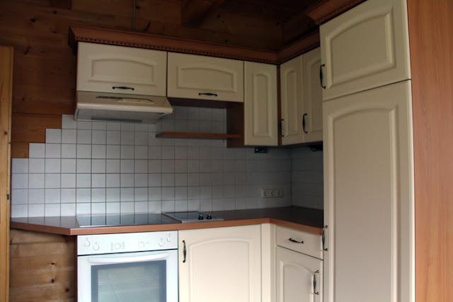 Almdorf Reiteralm - Küche Dachstein