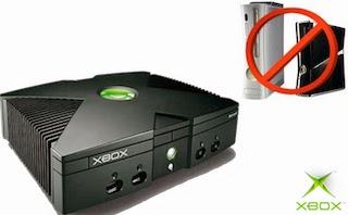Original Xbox not Xbox 360