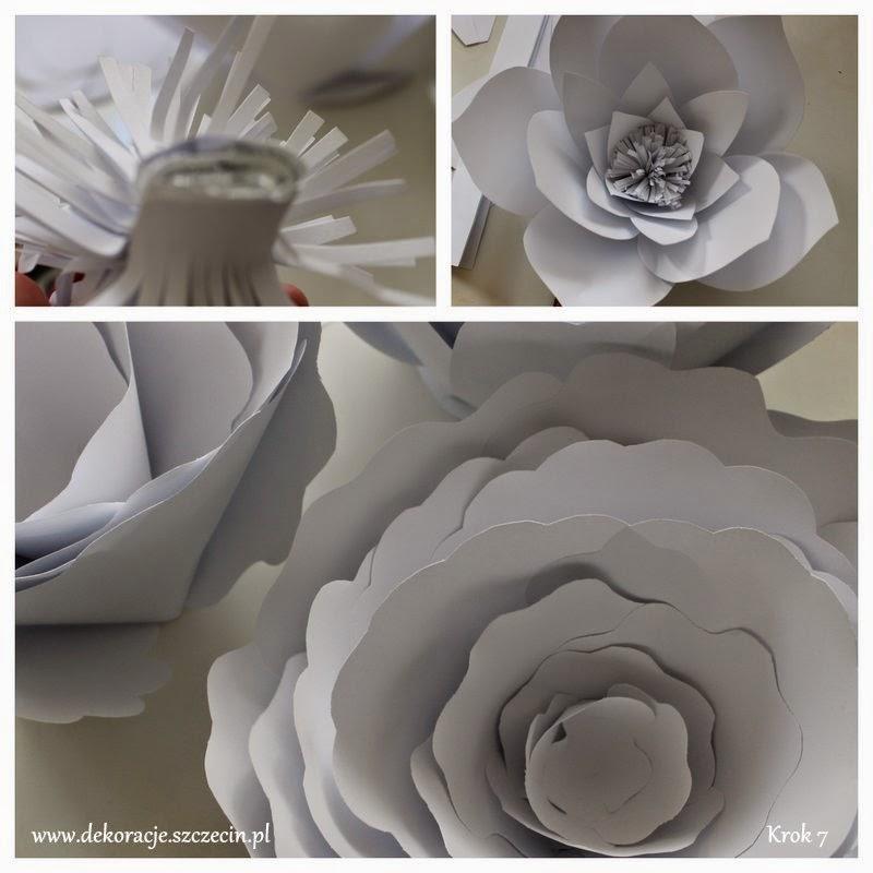 http://dekoracjeweselneszczecin.blogspot.com/2014/09/jak-zrobic-sciane-z-papierowych-kwiatow.html