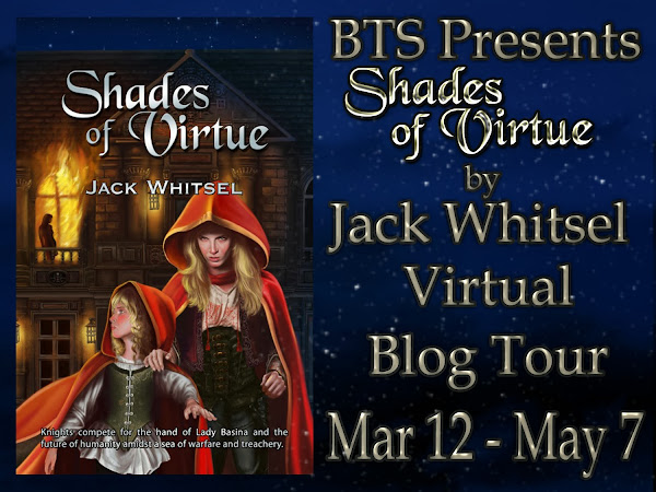 BTS Presents: Shades of Virtue by Jack Whistel