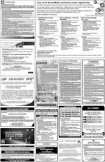 Lowongan koran kompas Sabtu 22 Juni 2013