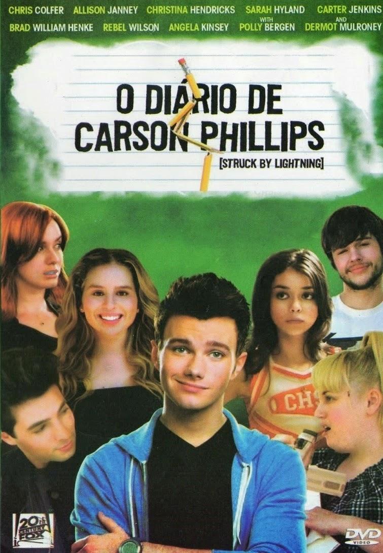 O Diário de Carson Phillips – Dublado (2012)