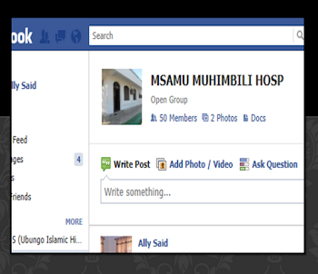 MSAMU ON FACEBOOK