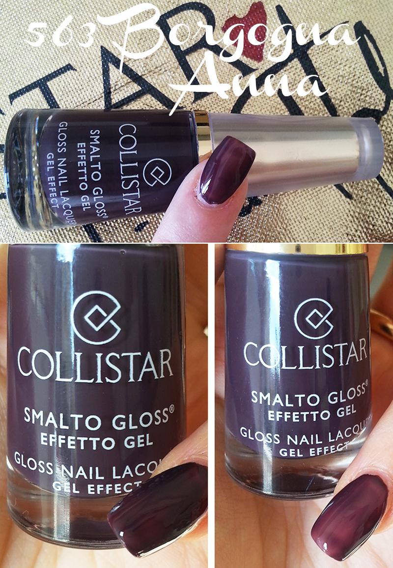 Smalto Gloss Effetto Gel Collistar Bellezza Italiana