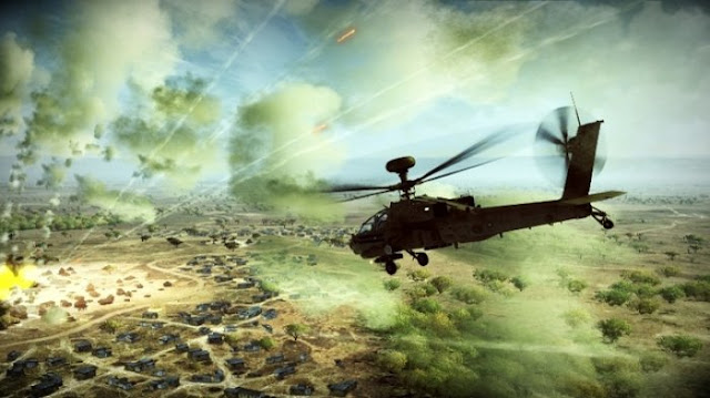 Apache Air Assault PC Full Español Descargar 2010