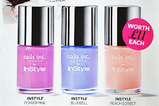 Nails Inc. Peach Sorbet