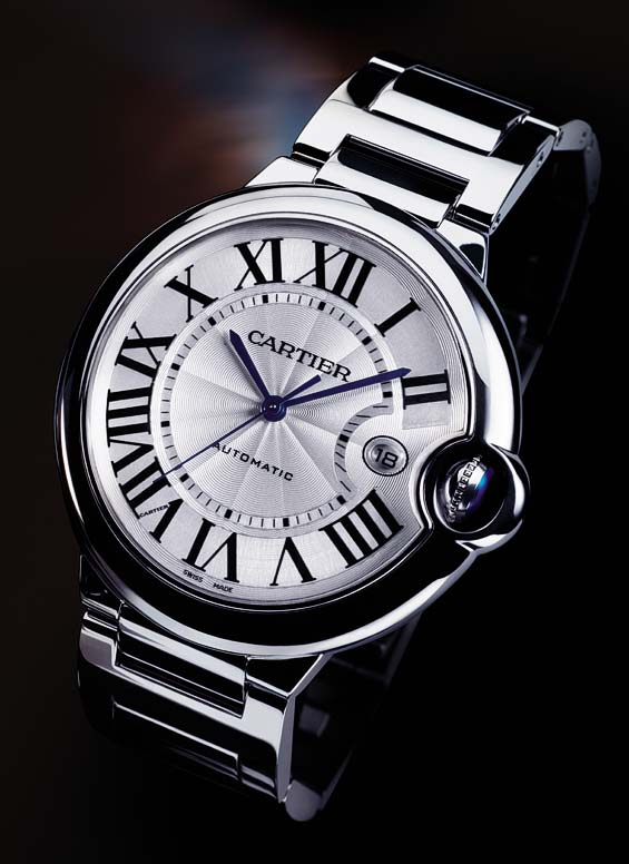 cartier watch catalog