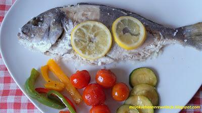 ryba w soli