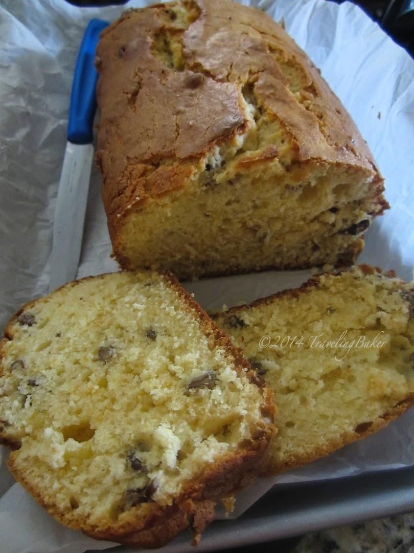 Apricot Bread - Plumcake alle albicocche