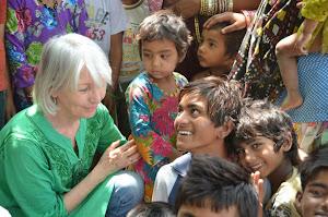 Un prochain Blog : l'école Muskan à Delhi