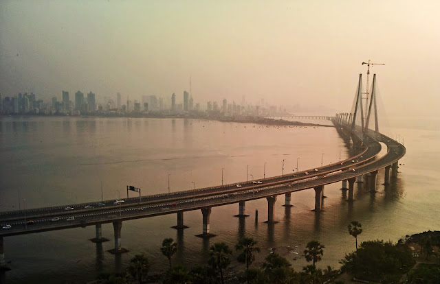 bandra worli sealink photo