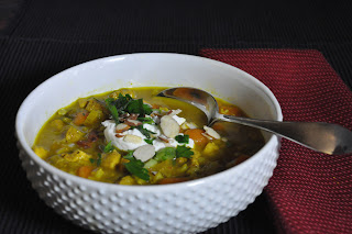 Recipe: Mulligatawny soup