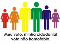 Vote não a Homotransfobia
