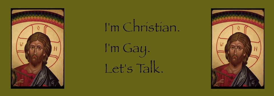 I'm Christian. I'm Gay. Let's Talk.