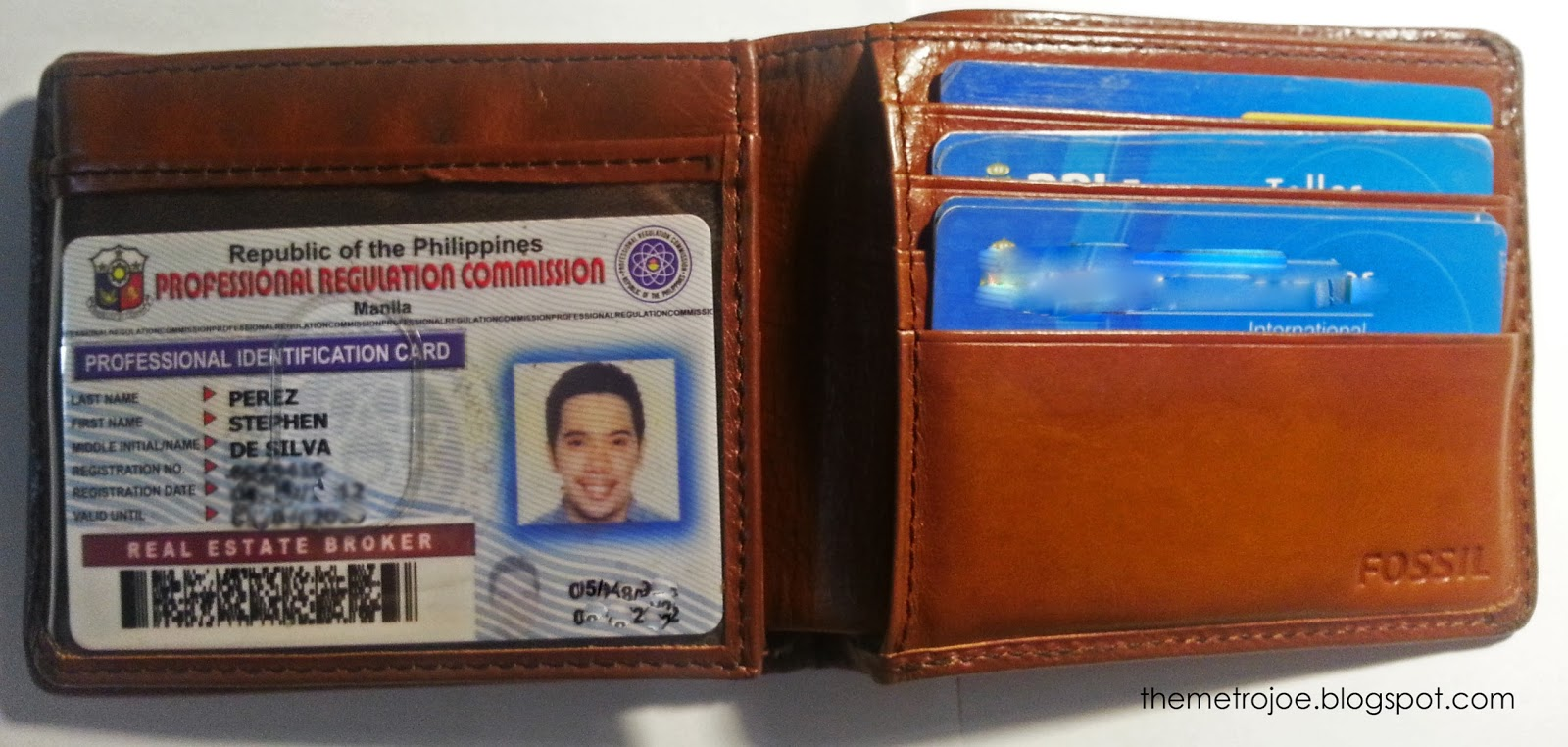 The Metro Joe: Men\'s Wallet Recommendation [SPECIAL REQUEST POST]