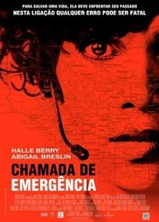 """Poster do filme """"Chamada de Emergência"""""""