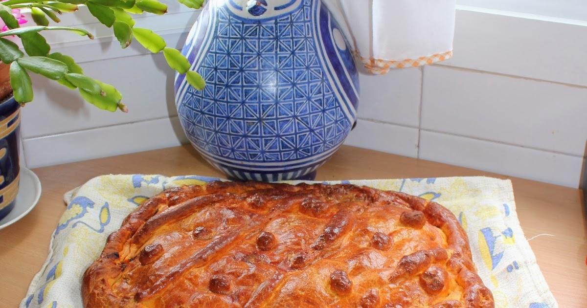Cocinar es vivir y bordar tambi n empanada asturiana for Como cocinar fabada asturiana