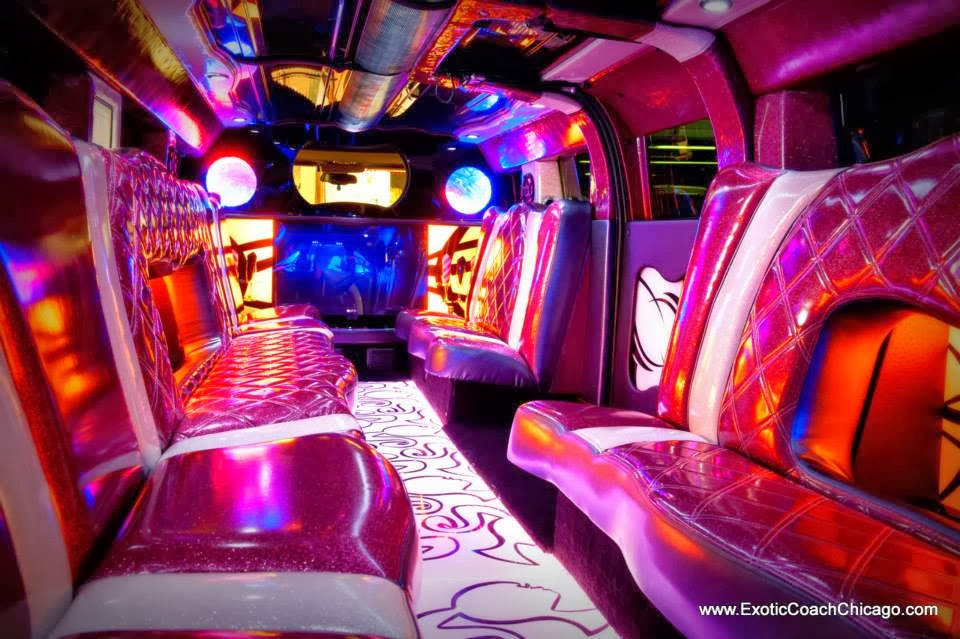 Chicago Quinceanera Limo Amp Party Buses
