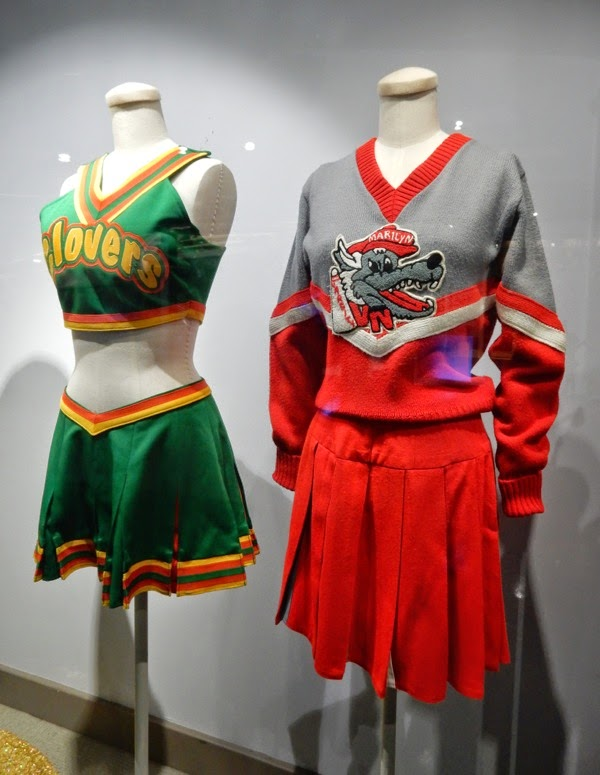 Bring It On Fast Times at Ridgemont High cheerleader costumes