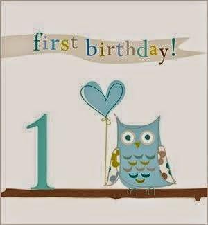 1. rojstni dan