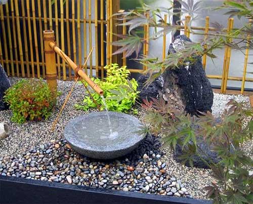 Mirando al mundo con sentimientos el jard n zen - Arena para jardin zen ...