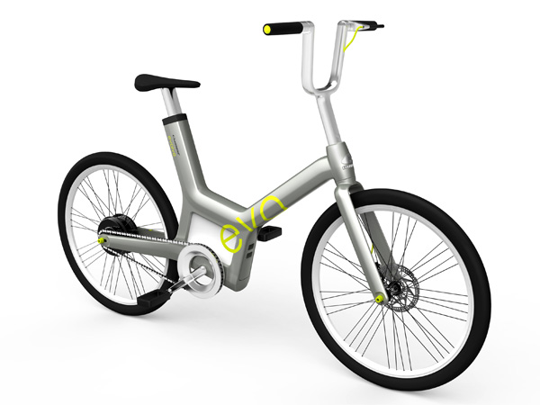 Crescent evolve bicycle