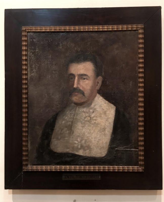 Francisco Barreto de Menezes, mestre de campo general