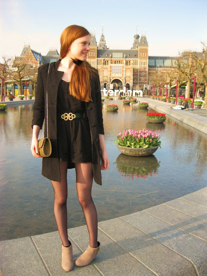 Outfit Fashion Vintage Primark Amsterdam