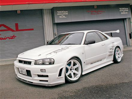 Nissan Skyline Wallpaper Gtr