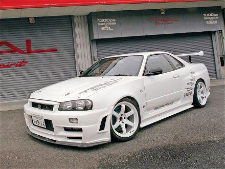 Nissan Skyline Wallpaper Gtr