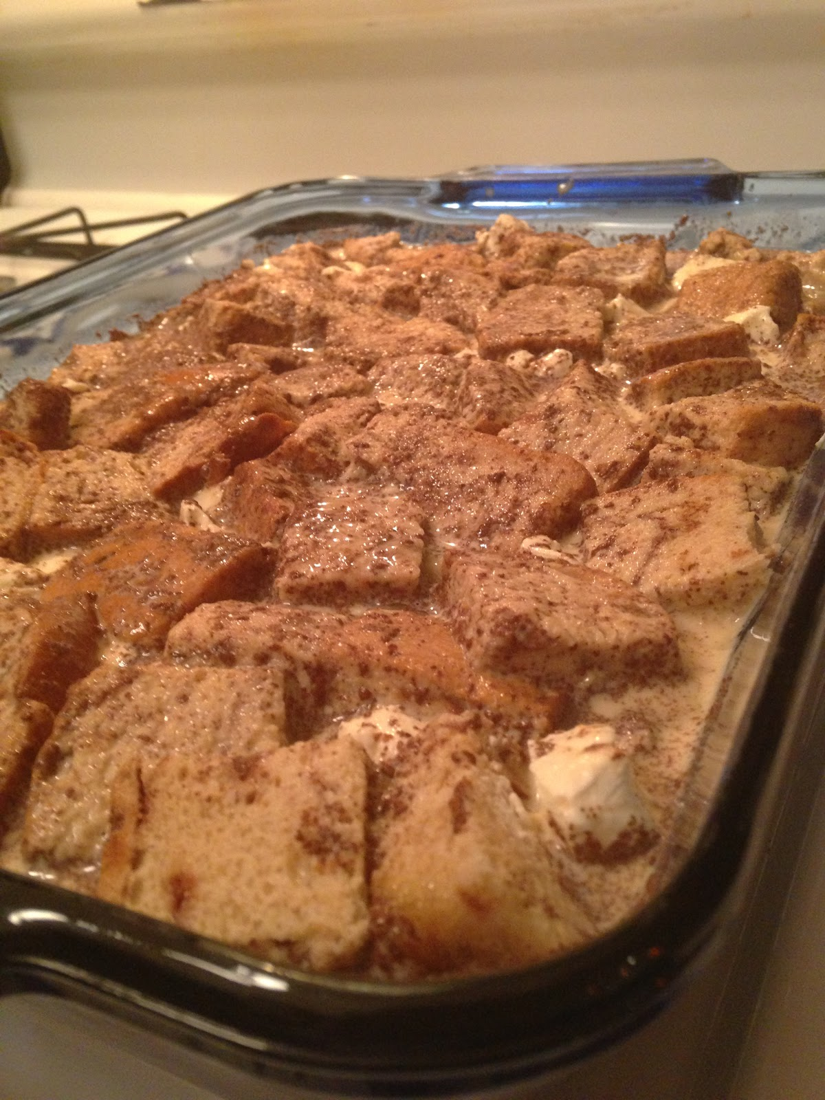 "The Gastronomic Mommy: Overnight ""French Toast"" (aka: Breakfast Bre..."