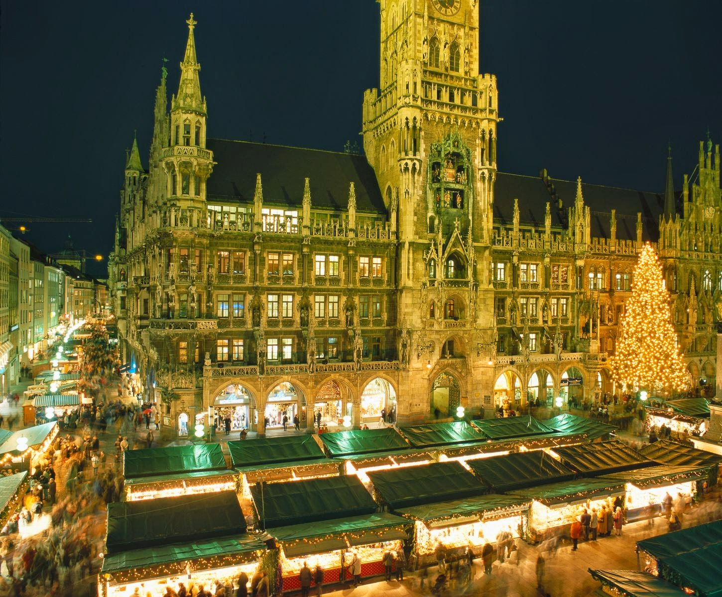 A Vacation to German Christmas Markets or Deutsch Christkindlmarkts