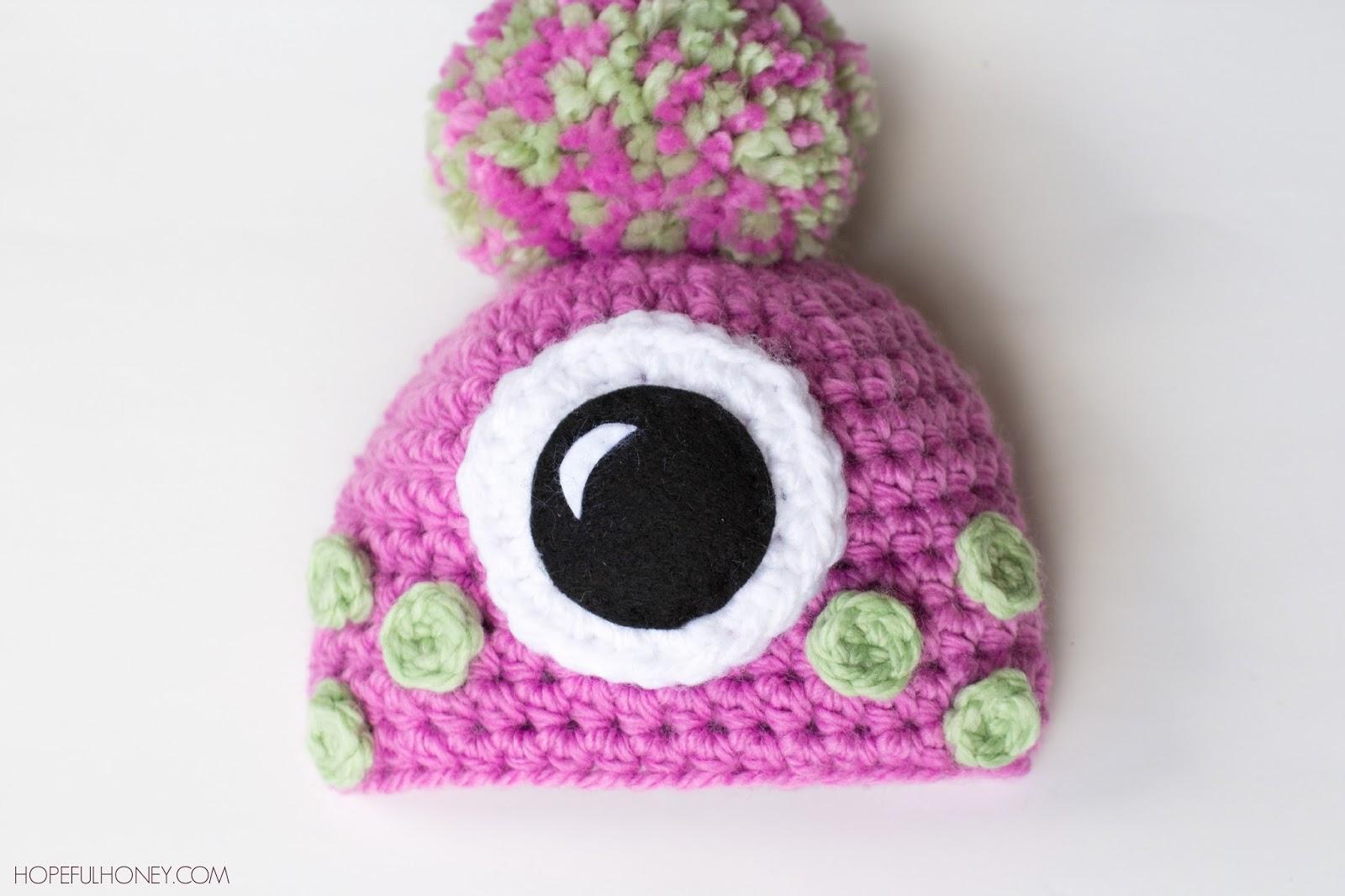 Hopeful Honey Craft, Crochet, Create: Freckled Baby ...