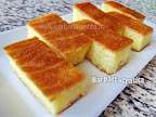 Cateva bucatele nedecorate, simple de prajitura cu gris si lamaie