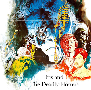 Iris and the Deadly Flowers - Digital 7""