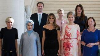 VIZITĂ ȘOC LA BUCUREȘTI ȘI SIBIU: Nevasta bărbat a premierului luxemburghez, onoruri oficiale?