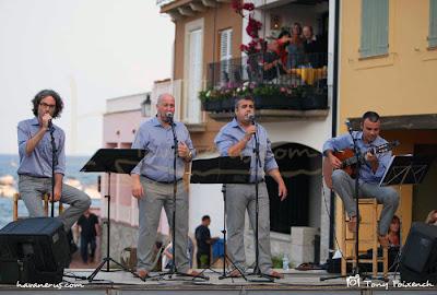L'Empordanet a la 45º Cantada d'Havaneres de Calella de Palafrugell