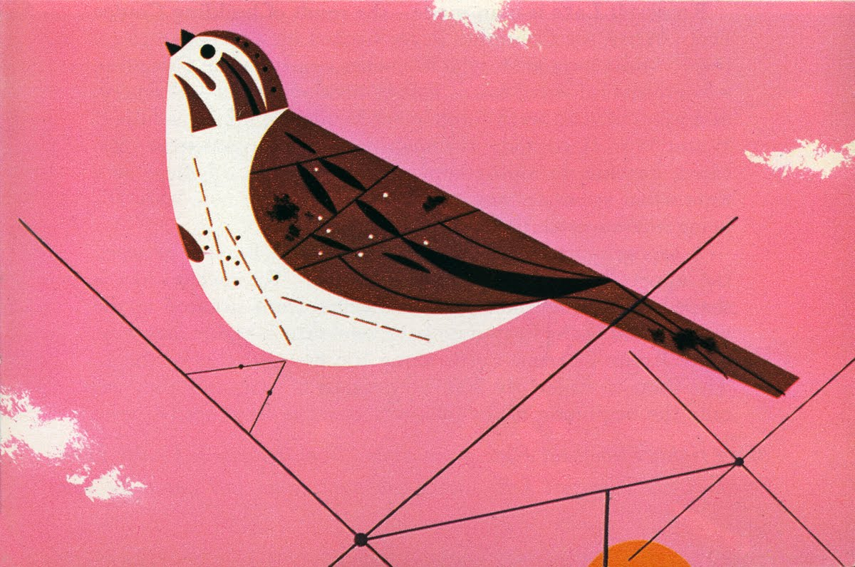 Morgan design inc charley harper