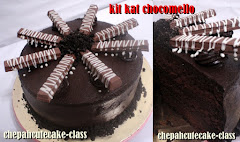 Cake: Kitkat Chocomello