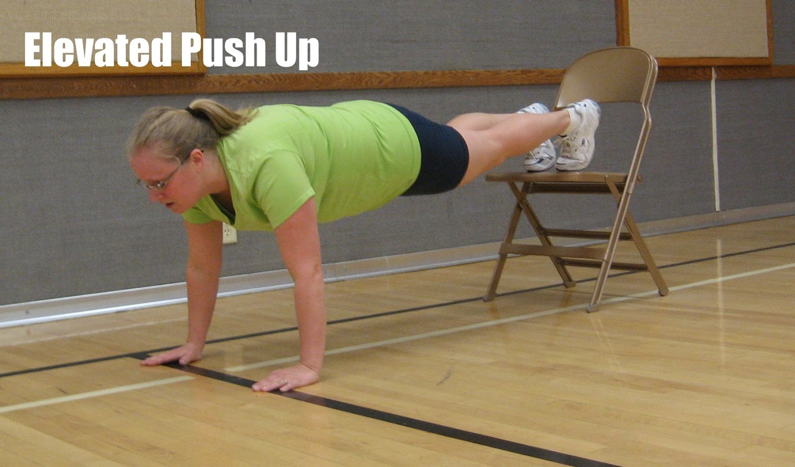 Tri Harder Live Better Push Up Inferno Wednesday Workout