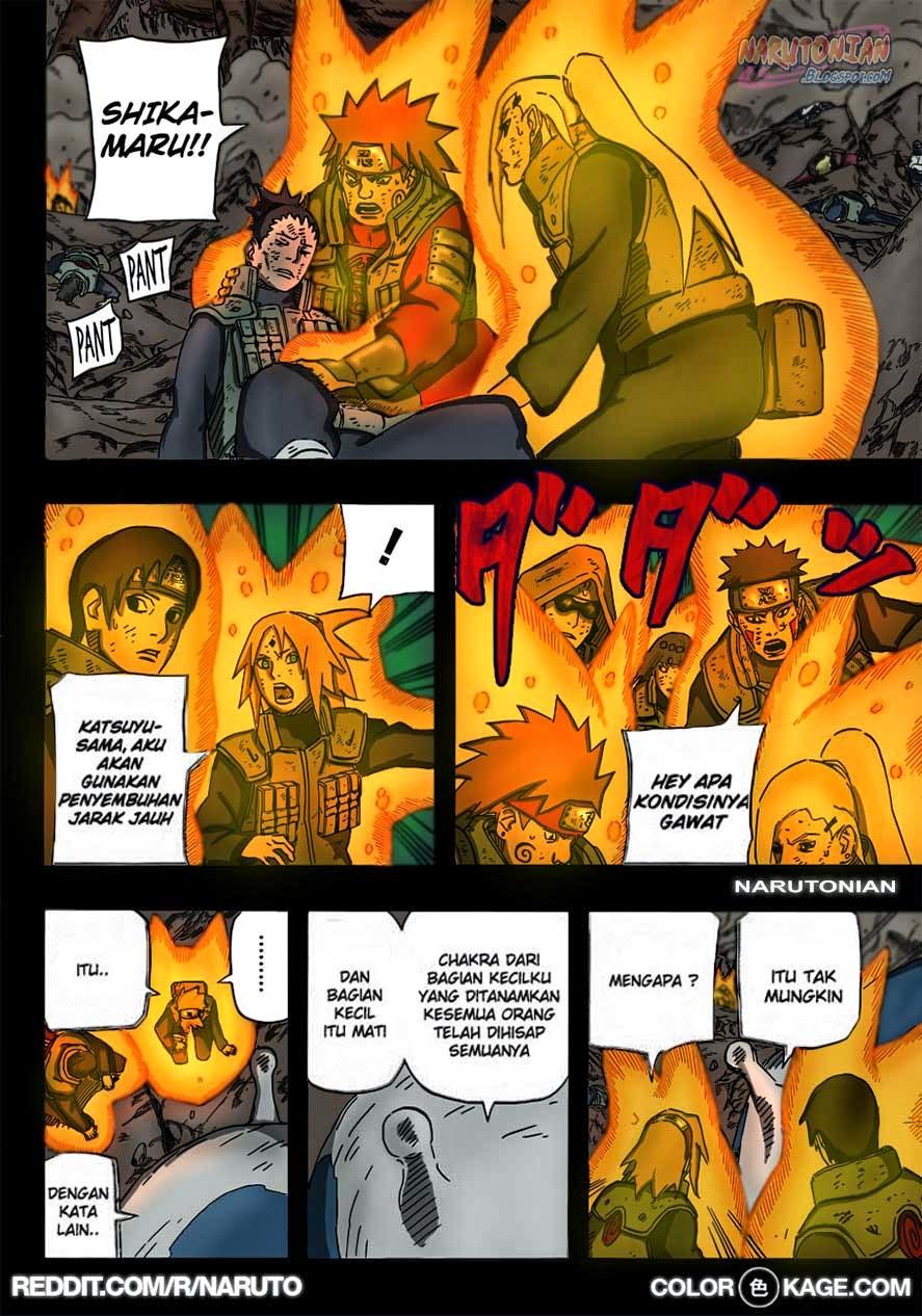 Dilarang COPAS - situs resmi www.mangacanblog.com - Komik naruto berwarna 647 - penyesalan 648 Indonesia naruto berwarna 647 - penyesalan Terbaru 2 Baca Manga Komik Indonesia Mangacan