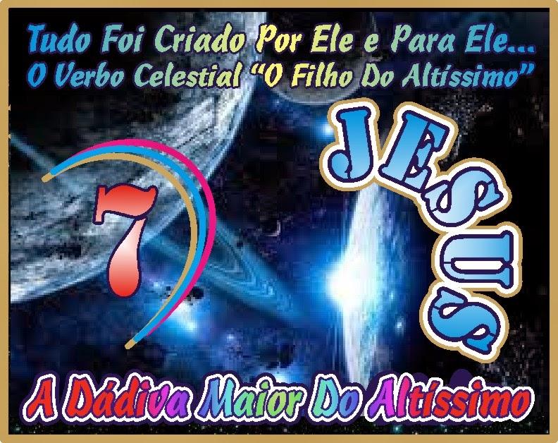 A Dádiva Maior do Altíssimo Jesus