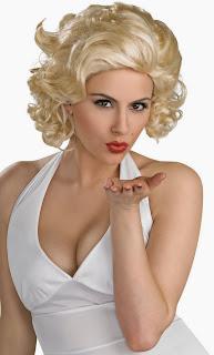 Marilyn Monroe Deluxe Wig (Adult)