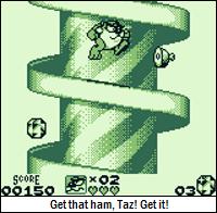 Ham slide.