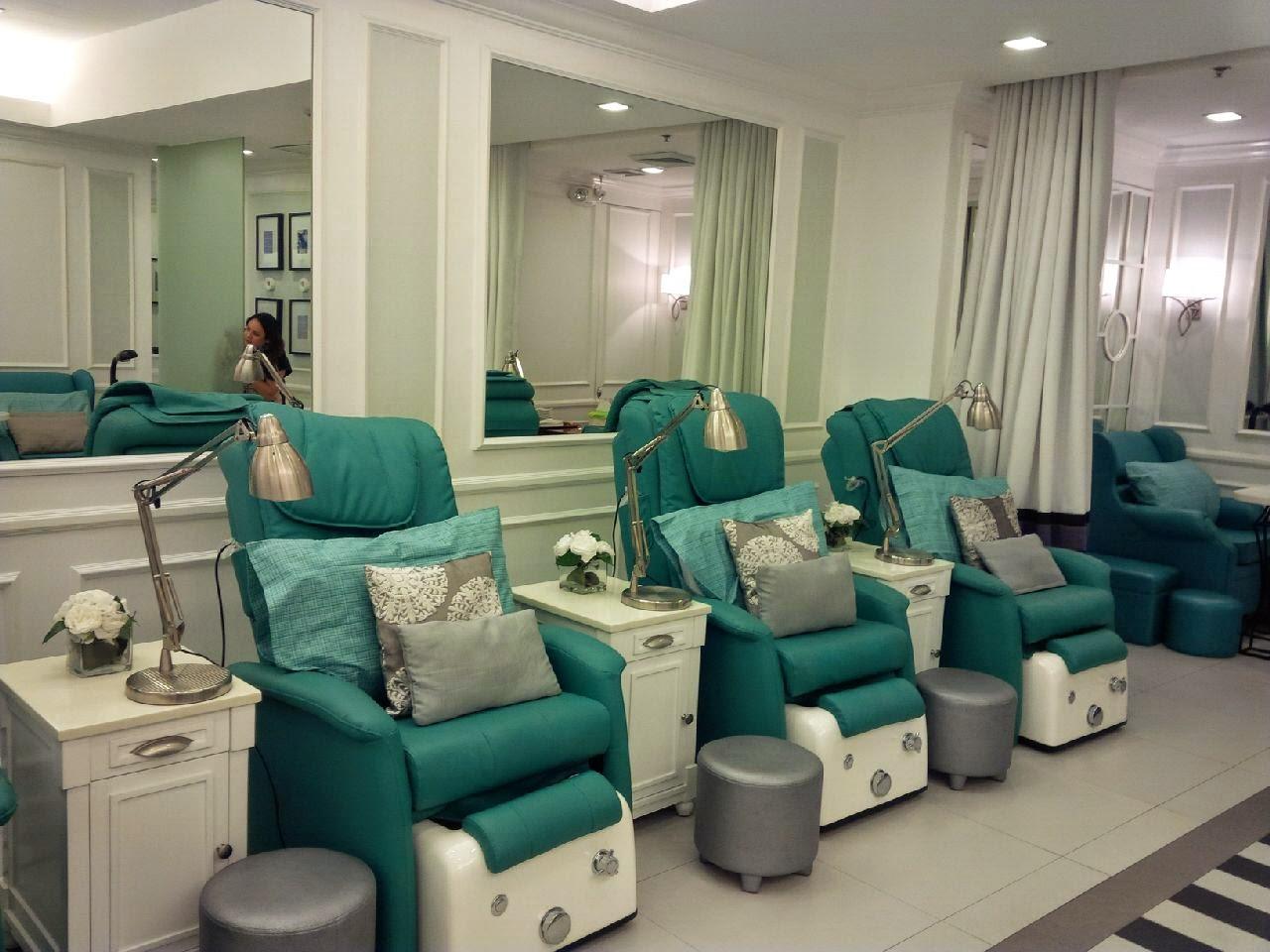 Chasing Bernadette The Secret Of Tips N Toes Nail Salon