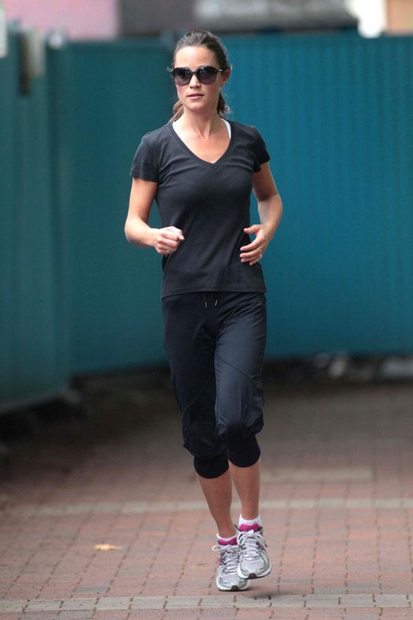 Upskirt Celebs Pippa Middleton Around Town